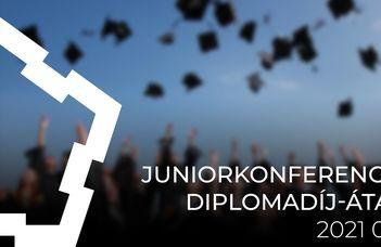 MUT Juniorkonferencia és Diplomadíj-átadó ünnepség - Hallgatóink sikere